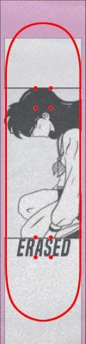 Custom skateboard griptape #200278