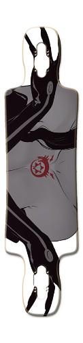 Lust (FMA) Gnarlier 38 Skateboard Deck v2