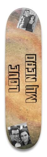 Park Skateboard 9 x 34 #202227