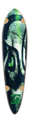 Dart Complete Skateboard Deck v2 #208992