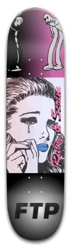 sad boi Park Skateboard 8 x 31.775
