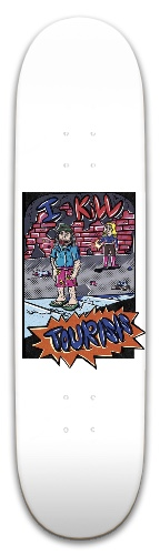 Park Skateboard 8 x 31.775 #212407