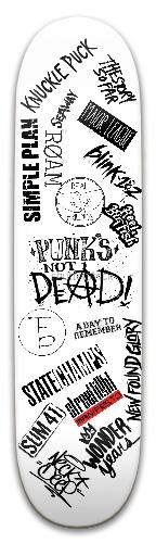 Park Skateboard 8 x 31.775 #213288