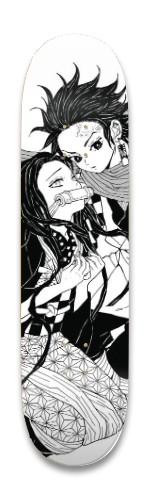 Demon Slayer Deck Park Skateboard 8.25 x 32.463