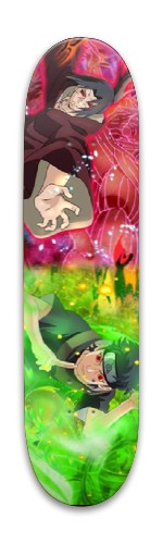 Ultimate uchiha team Park Skateboard 7.88 x 31.495