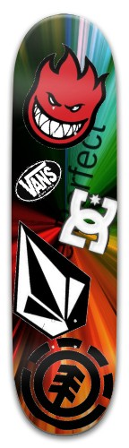 Park Skateboard 8 x 31.775 #213631