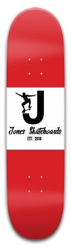 Jones Park Skateboard 8 x 31.775