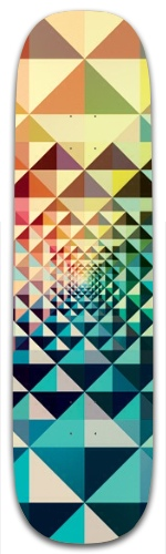 Street Skateboard 9.25 x 33.5 #28125