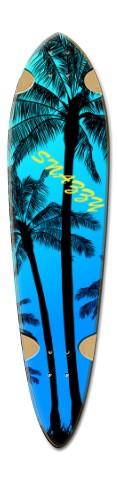Dart Skateboard Deck v2 #216874