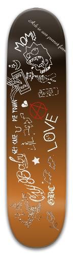 Park Skateboard 8 x 31.775 #217096