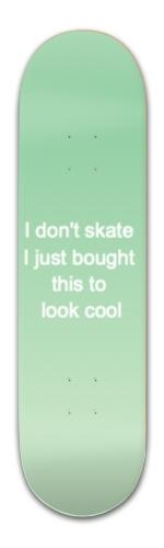 skate Banger Park Skateboard 8.5 x 32 1/8
