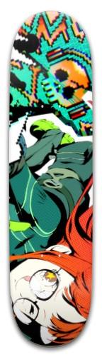 Oracle Park Skateboard 8 x 31.775