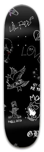 Park Skateboard 8 x 31.775 #224124