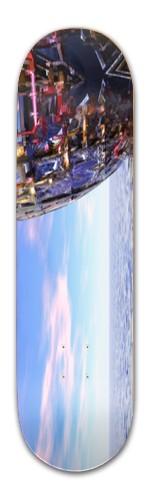 dylan2 Banger Park Skateboard 8.5 x 32 1/8