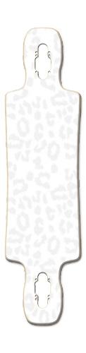 Gnarlier 38 Skateboard Deck v2 #225426