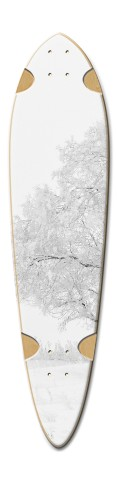 Snow work Dart Complete Skateboard Deck v2