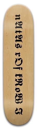 Park Skateboard 8 x 31.775 #230443