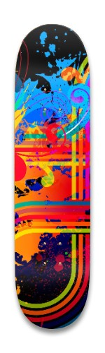 the colour board Park Skateboard 8.25 x 32.463