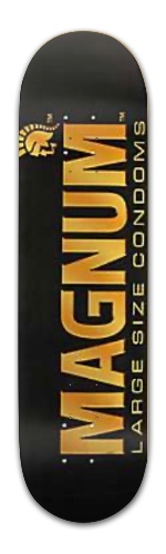 Banger Park Skateboard 8.5 x 32 1/8 #230896