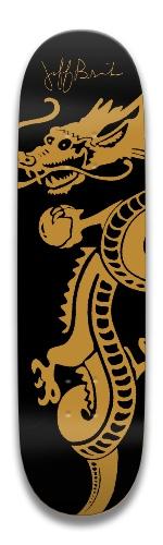 Dragon board Park Skateboard 7.5 x 31.370