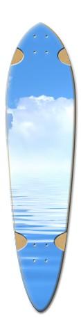 Dart Skateboard Deck v2 #231662