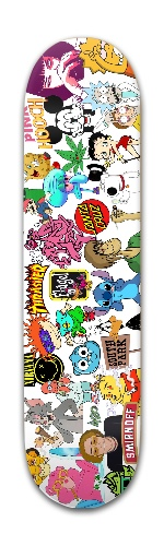 Banger Park Complete Skateboard 7 7/8 x 31 5/8 #234139