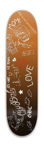 Park Skateboard 7.88 x 31.495 #234290