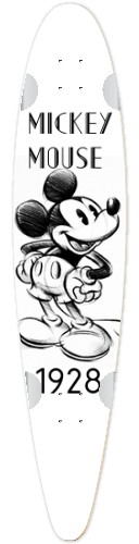 mickey mouse Classic Pintail 42