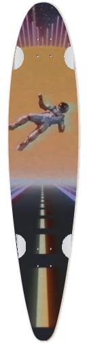 longboard 1 Classic Pintail 42