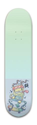 Banger Park Skateboard 8 x 31 3/4 #235061