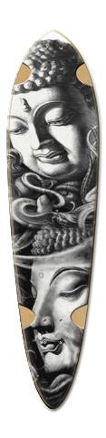 Dart Skateboard Deck v2 #235403