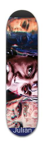 Banger Park Complete Skateboard 7 7/8 x 31 5/8 #235520