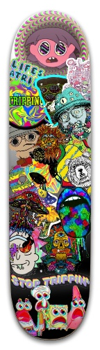 Park Skateboard 8 x 31.775 #235839