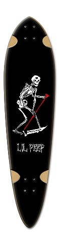Dart Skateboard Deck v2 #238455