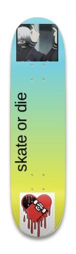 Park Skateboard 8.25 x 32.463 #239606