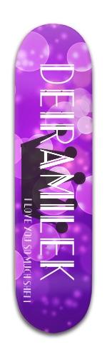 Banger Park Skateboard 8 x 31 3/4 #239768