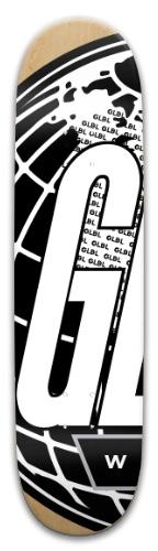 Park Skateboard 8 x 31.775 #239850