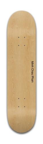 Banger Park Complete Skateboard 7 3/8 x 31 1/8 #240316