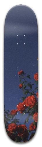 Indie Flowers Park Skateboard 8 x 31.775