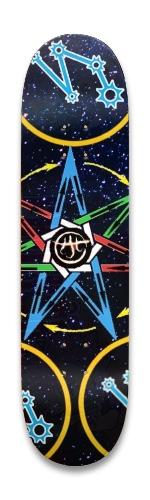 natsu dragneel Park Skateboard 8.25 x 32.463