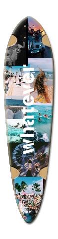Dart Skateboard Deck v2 #242025