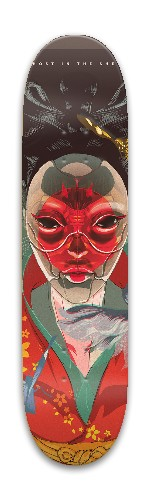 Android Ghost Park Skateboard 7.88 x 31.495