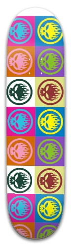 Park Skateboard 8 x 31.775 #242778