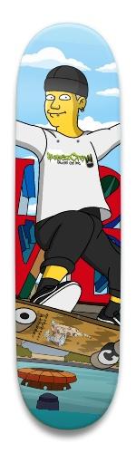 BonezCrew Skate Co Park Skateboard 8.5 x 32.463
