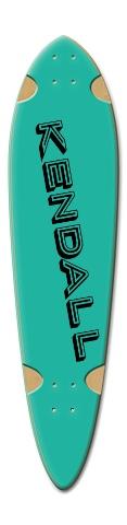 Dart Skateboard Deck v2 #243273