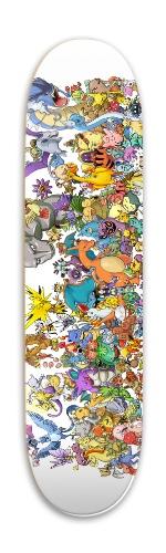 Park Skateboard 7.88 x 31.495 #244279