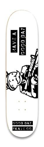 GOOD DAY SKATE CO. MONOPOLY Park Skateboard 8.25 x 32.463