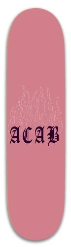 Acab Park Skateboard 8 x 31.775