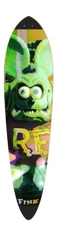 Dart Skateboard Deck v2 #244766