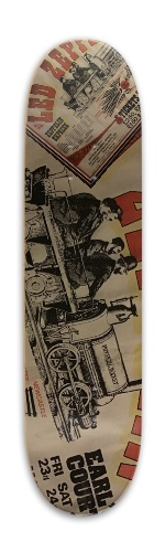 Park Skateboard 7.88 x 31.495 #245528